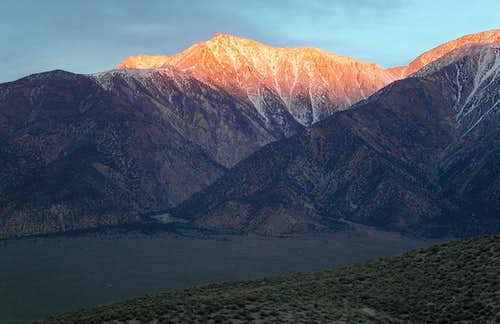 Montgomery Peak