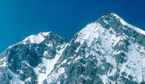 Pic du Glacier Blanc and Pic...