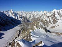 Gondogoro Peak