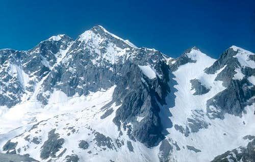 Pic du Glacier Blanc, Pic de...