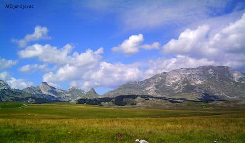 Jezerska visoravan (Plateau of Lakes)