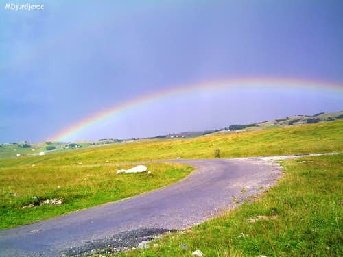 Rainbow (Plateau of Lakes)