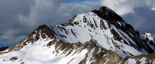 Wilson Peak in June 2005