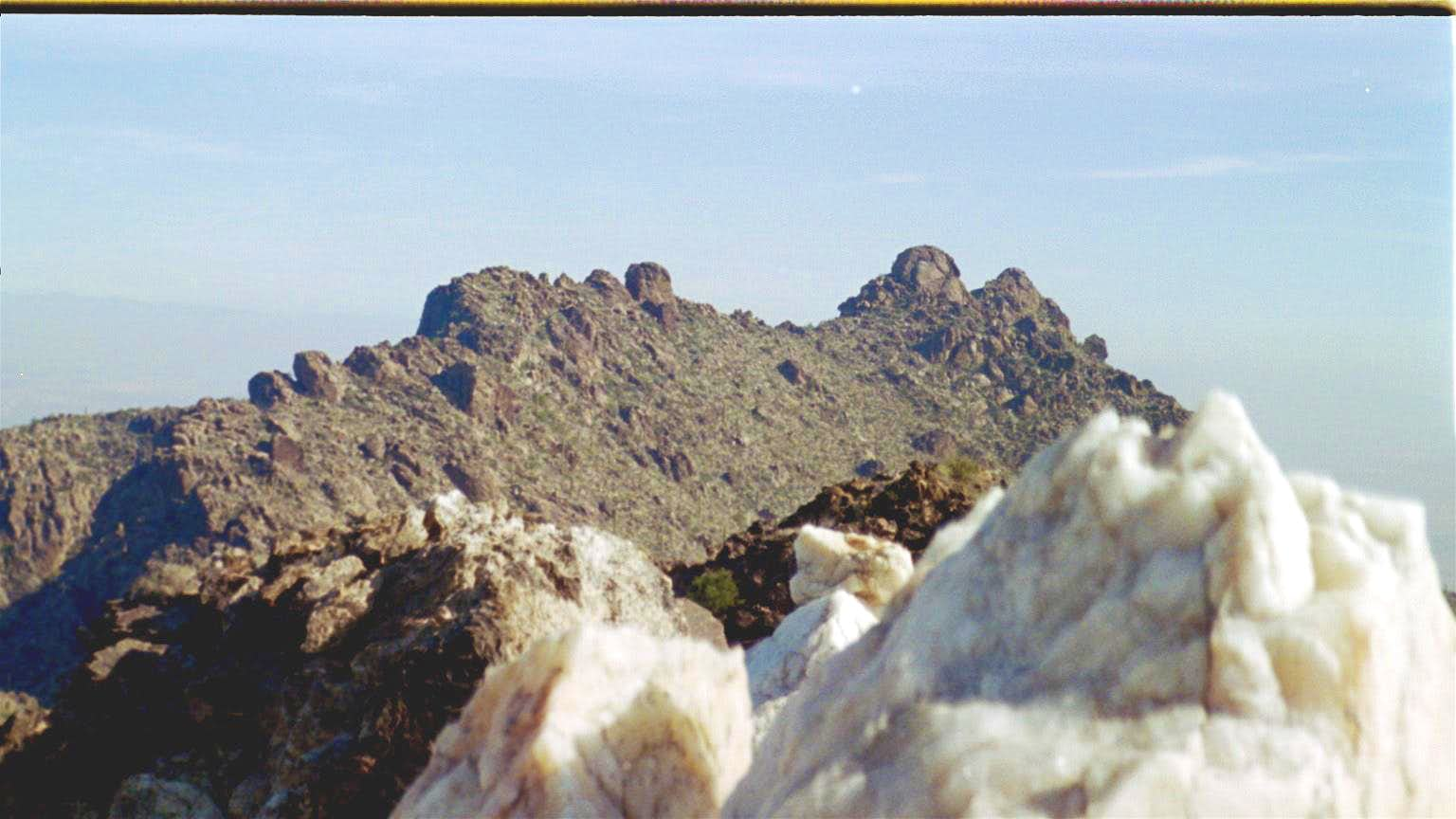 Butterfly Mountain/Quartz Peak