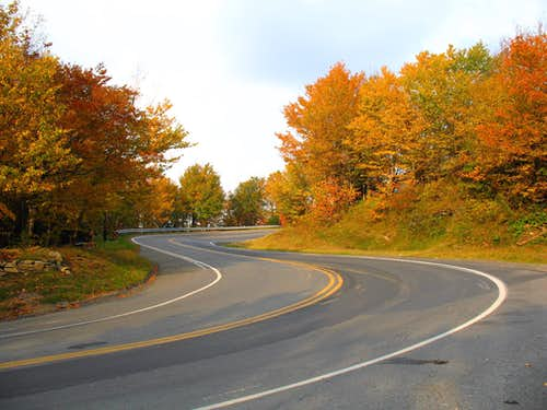 Beech Mountain Parkway