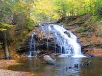 Laurel Creek Falls