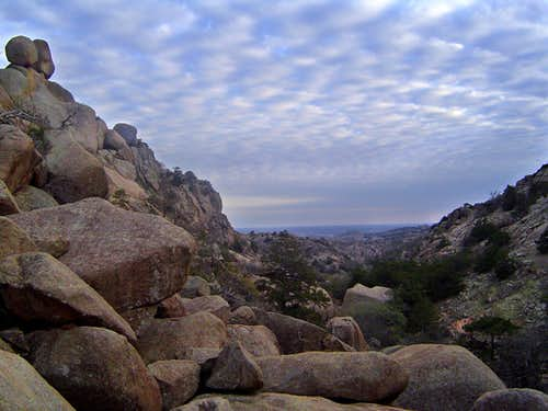 Valley of the Boulders