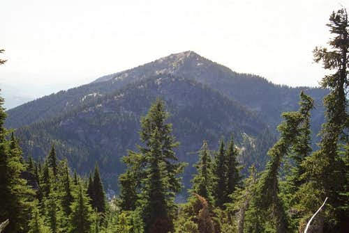 Black Mountain (Clearwater Mountains)