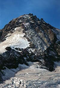 Summit Plug from Cooper Spur, Near Tie In Rock