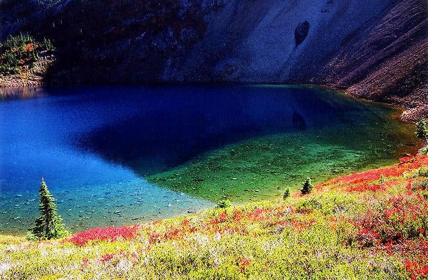 Plum Lake in Autumn