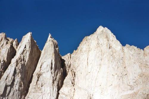 Whitney\'s East Face, taken...