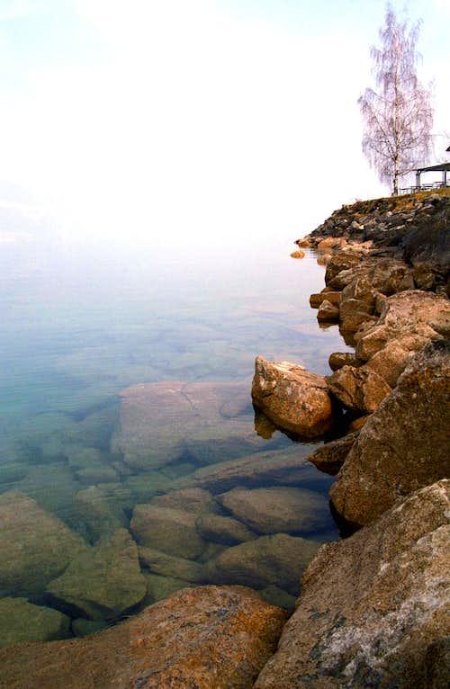Foggy Brienzer See
