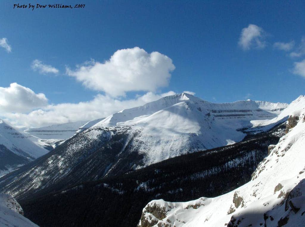 Mount Saskatchewan