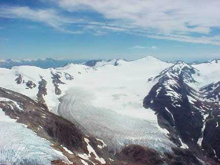 Lemon Creek Glacier