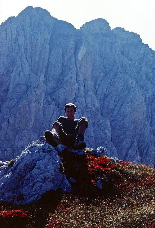On the summit of Nabojs,...