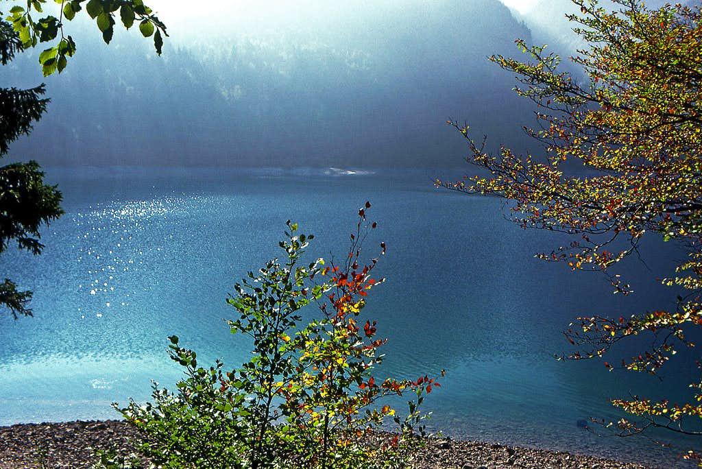 The Lake of Rabelj