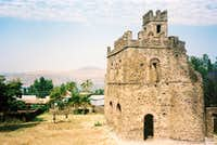 Gondar the former capital of Ethiopia