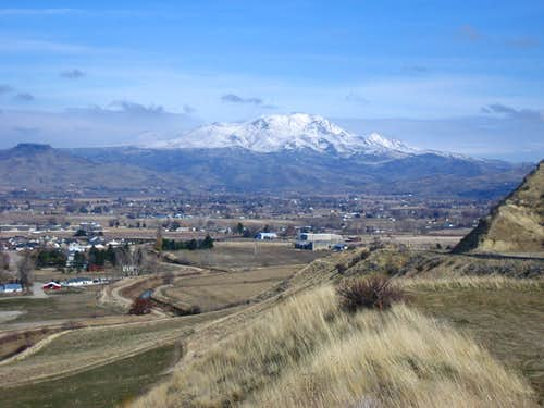 Squaw Butte / Payette Valley