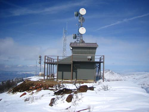 Summit Tower-Squaw Butte