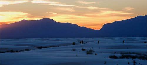 Dune Hikers