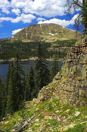 Lakes Backcountry Area