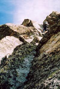 Joderhorn SE ridge