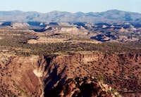 Pajarito Plateau