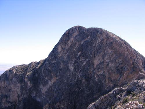 The North Face of Anthonys Nose