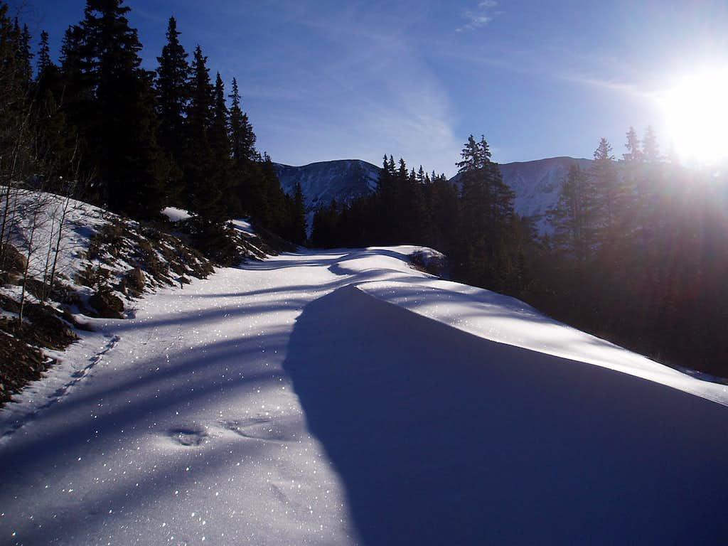 Iowa Gulch Trail