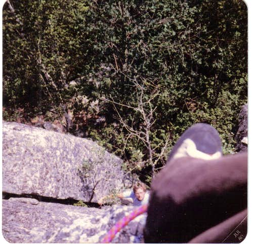 First Ascent of