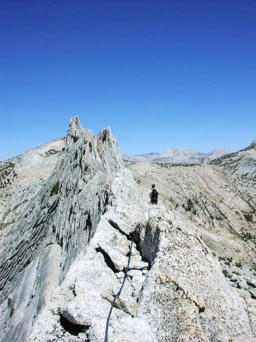 On the Matthes Crest
