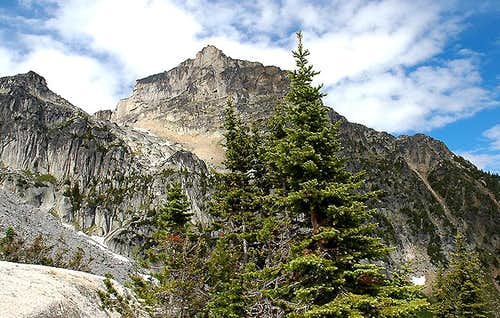 Eastpost Spire, Bugaboo Mountains