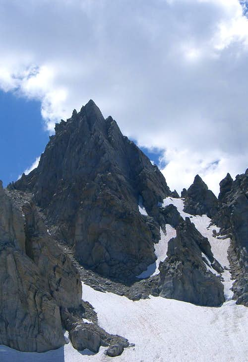 North Face of Matterhorn Peak
