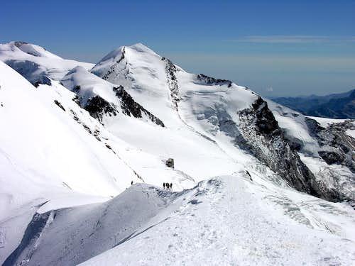 Il Castore (4226 m)