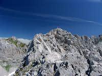 The summit of Qatat e Verlla