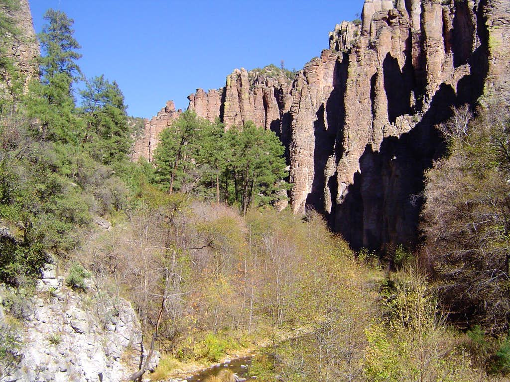 West Fork Canyon