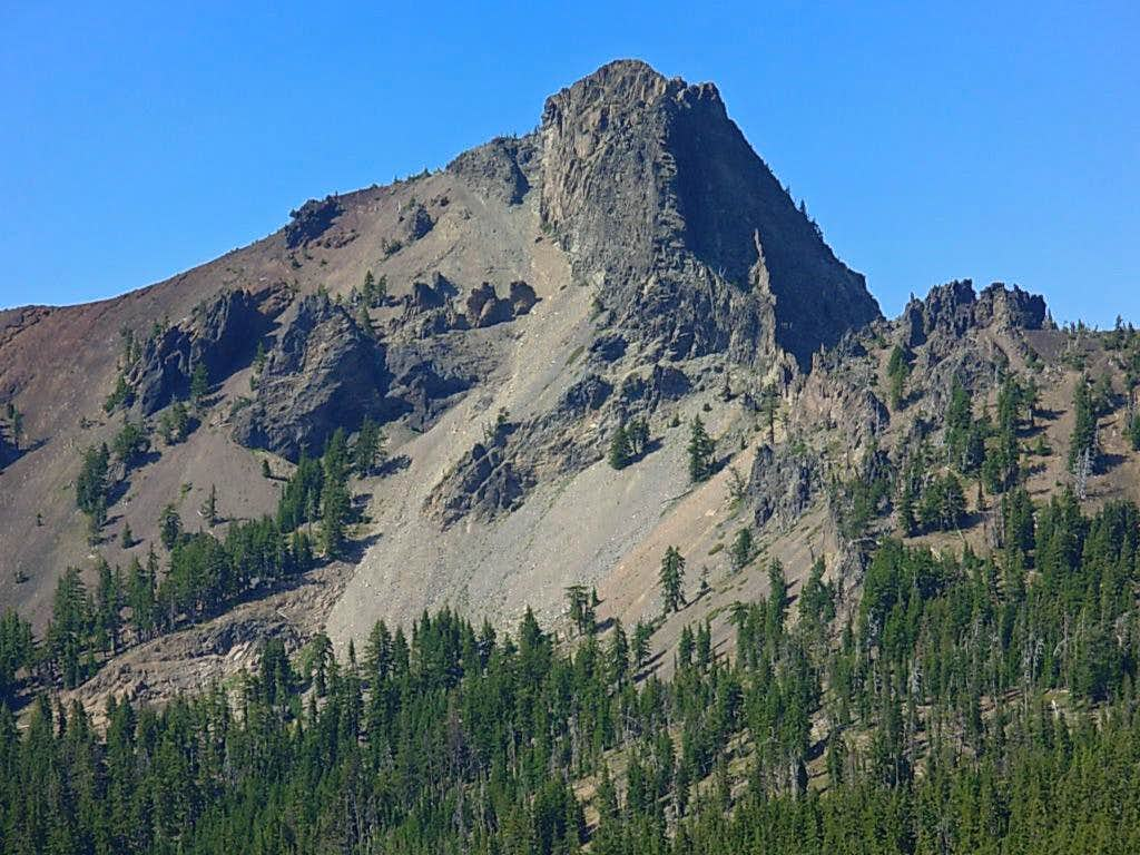 Sawtooth-Cowhorn Traverse