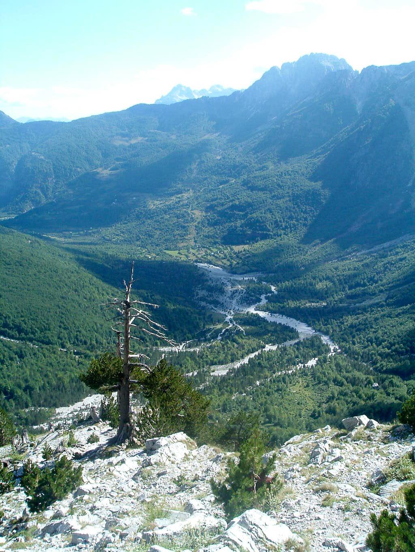 Thethi Valley