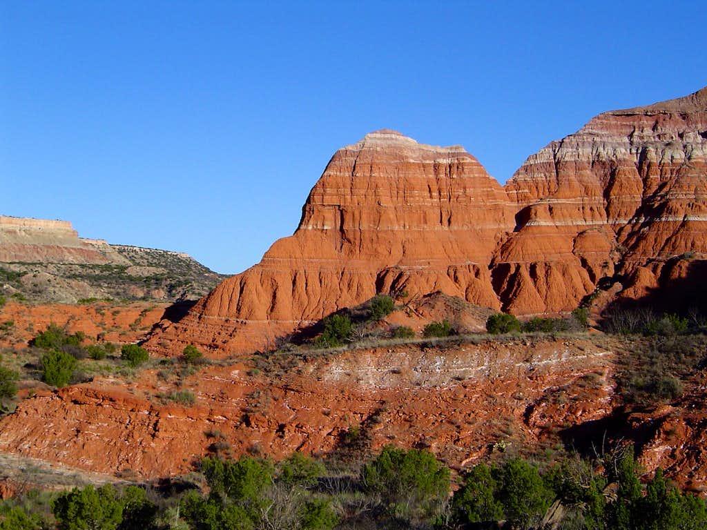 Caprock Badlands