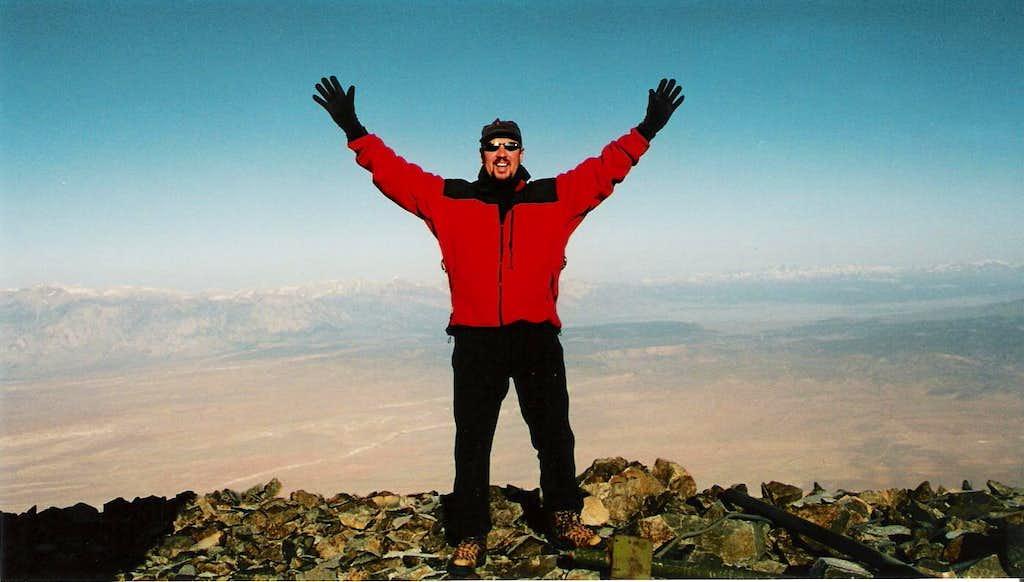White Mountain Summit