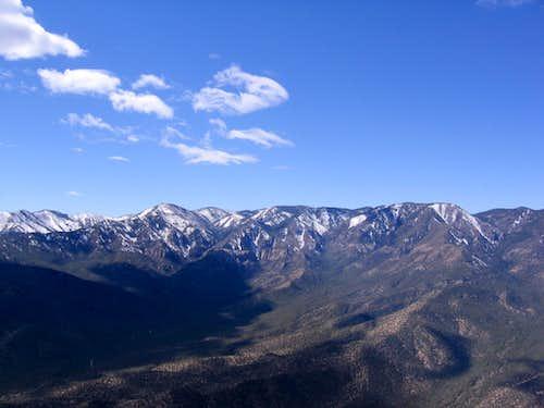 Chiricahua Ridge