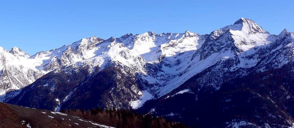La Becca di Viou (2856 m)