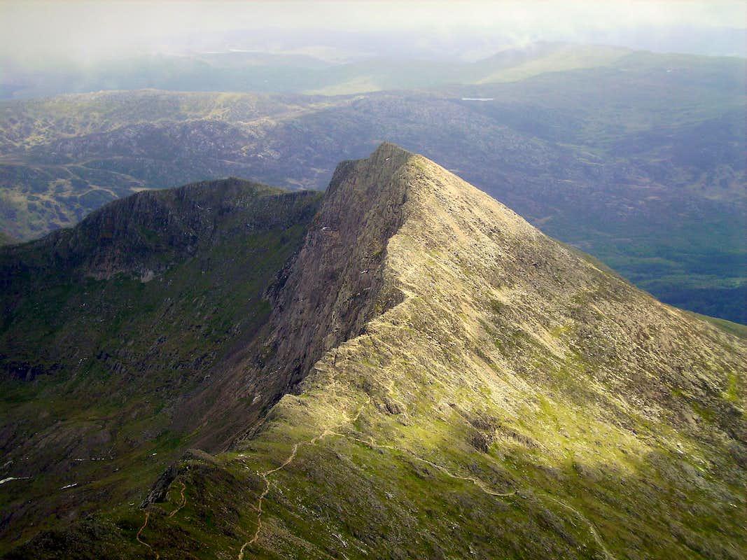 Snowdon Yr Wyddfa Climbing Hiking Mountaineering SummitPost