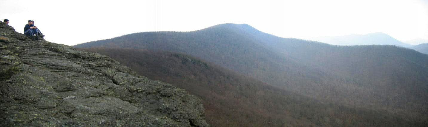 Bluff Mountain (Ashe County)
