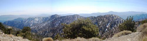 Hawkins Peak Panoramic