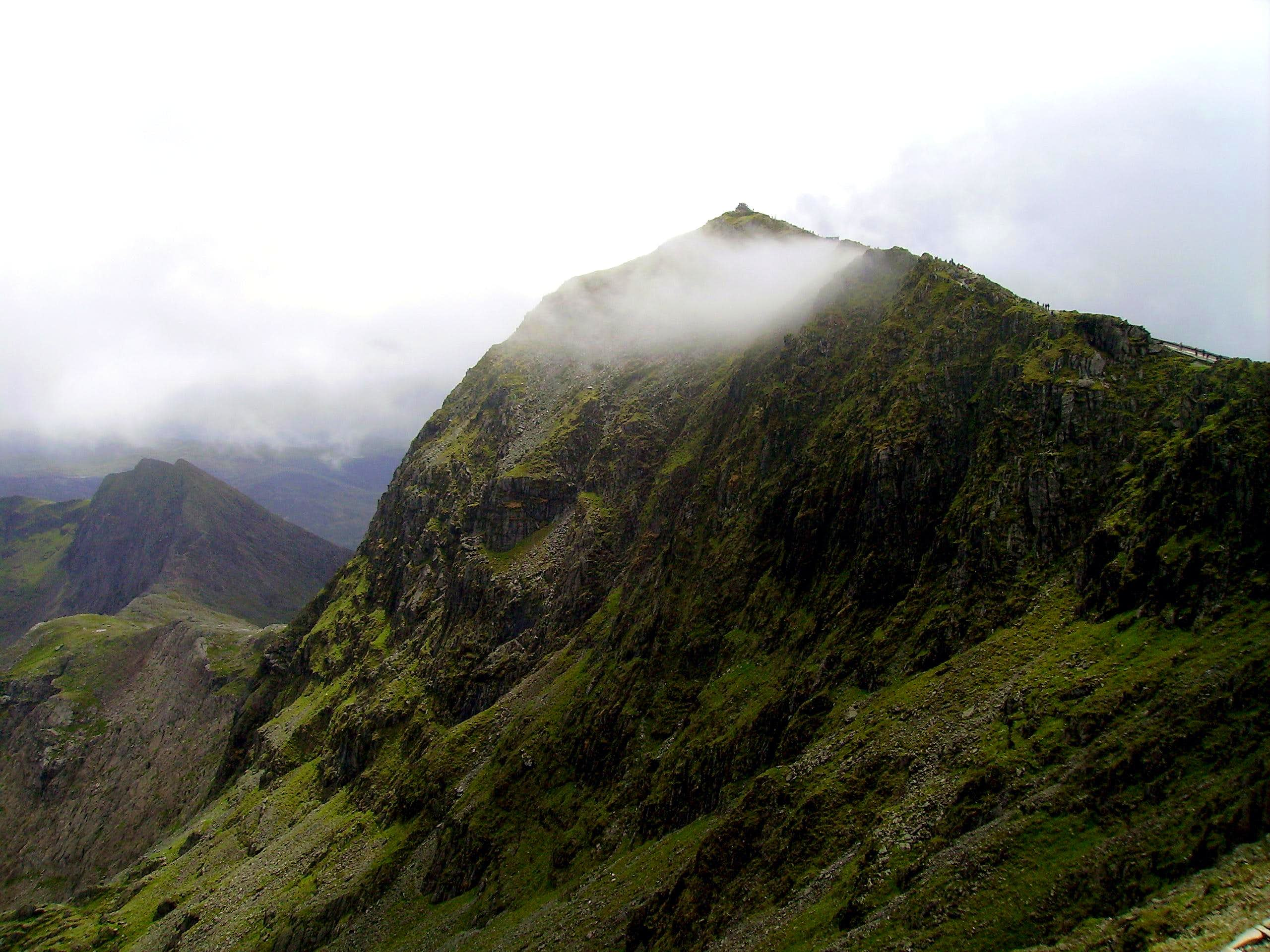A Day on the Snowdon Horseshoe