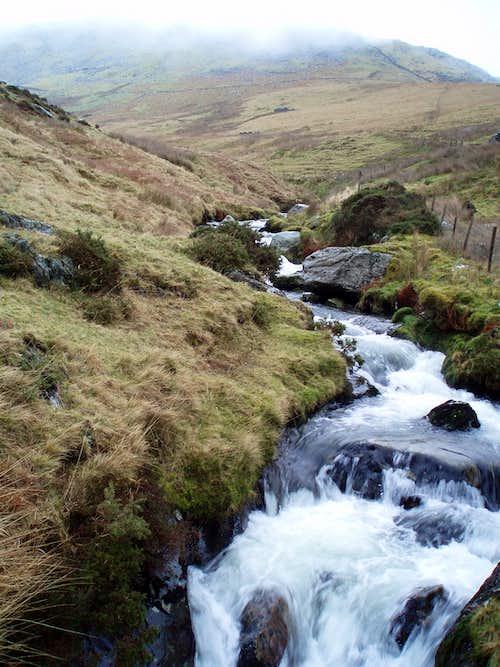 Rushing Afon Dudodyn