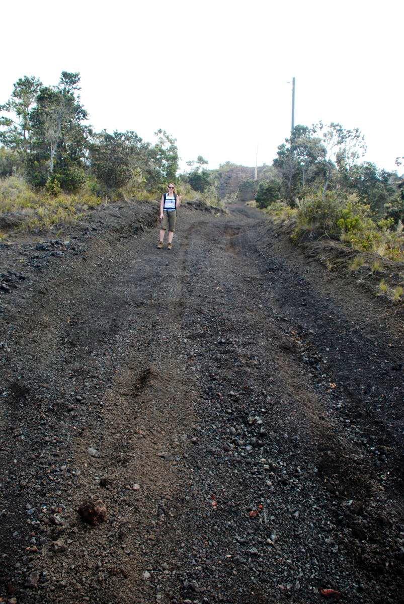 Hualalai 4WD road