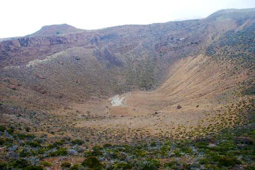 Hanoa Crater
