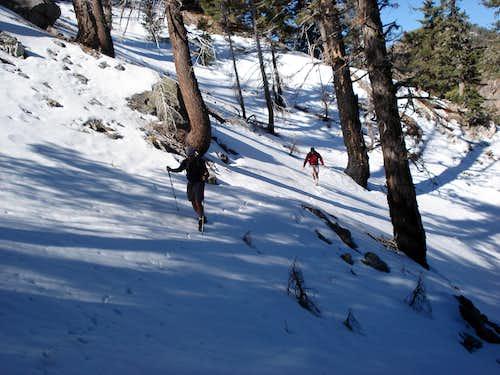 Hawkins 4 peaks hike Via. Islip Saddle in the San Gabriel Mountains